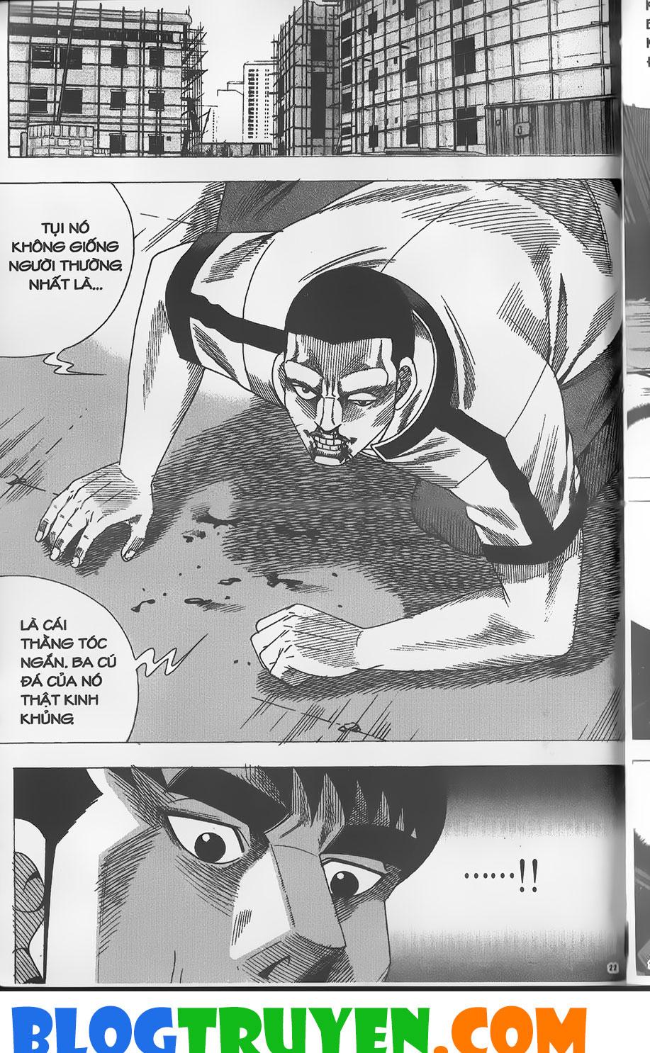 Bitagi - Anh chàng ngổ ngáo chap 281 trang 18