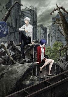 """segunda temporada de """"Tokyo Ghoul:re"""" (东京食尸鬼:re), que se estrenará en octubre."""