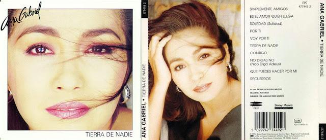 Corazon Descargas Ana Gabriel Tierra De Nadie 1994