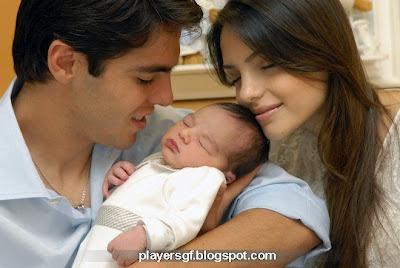 Kaka's family