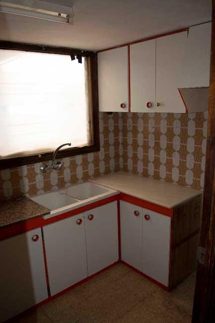 piso en venta calle almenara castellon cocina