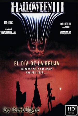 Halloween 3: El Dia De La Bruja [1080p] [Latino-Ingles] [MEGA]