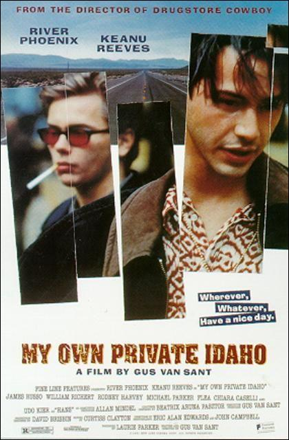 Mi mundo privado - My Own Private Idaho - PELICULA - EEUU - 1991