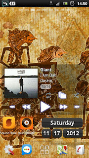 Wayang the Shadow Puppet Live Wallpaper Unik Android