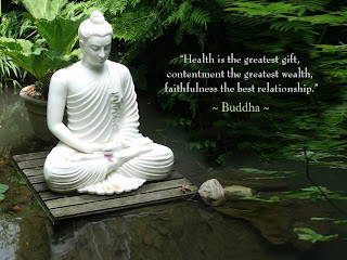 Unstoppable Health Is The Greatest Gift Buddha