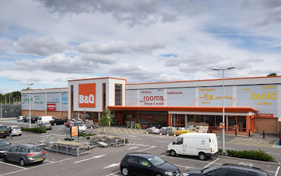 Rotherham Business News News Planning Ok For B Q Revamp