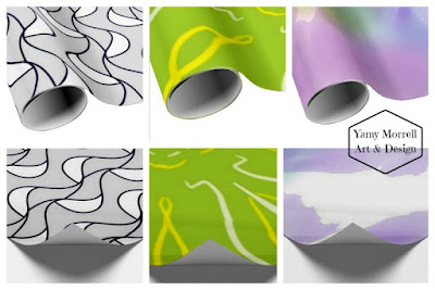 wrapping-paper-zazzle-by-yamy-morrell