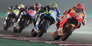 Jadwal MotoGP Musim 2018