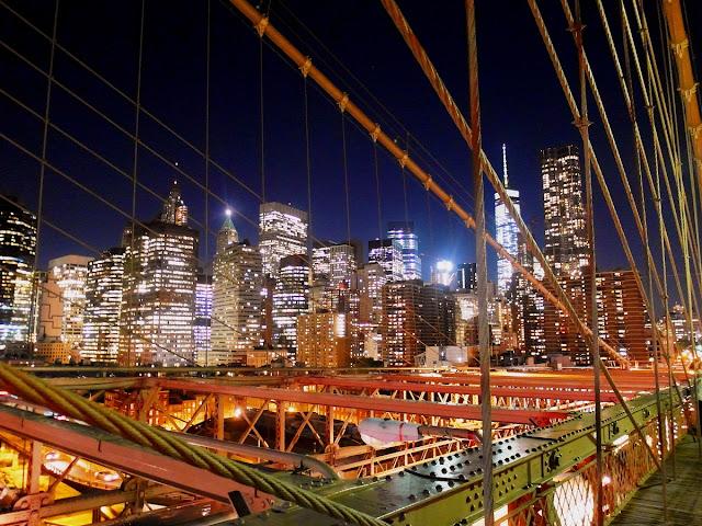 New York, Brooklyn Bridge