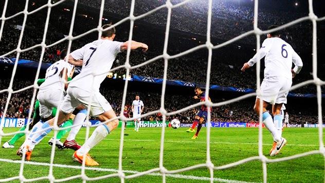 Barcelona y PSG en Cuartos de Final de la UCL 2013-14   Ximinia