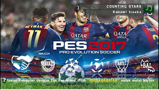 Download Texture BG Barcelona HD Plus Icon Menu for PES PSP Android