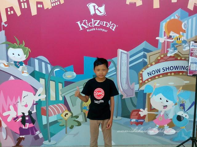 KidZania Kuala Lumpur Pengalaman Menyeronokkan