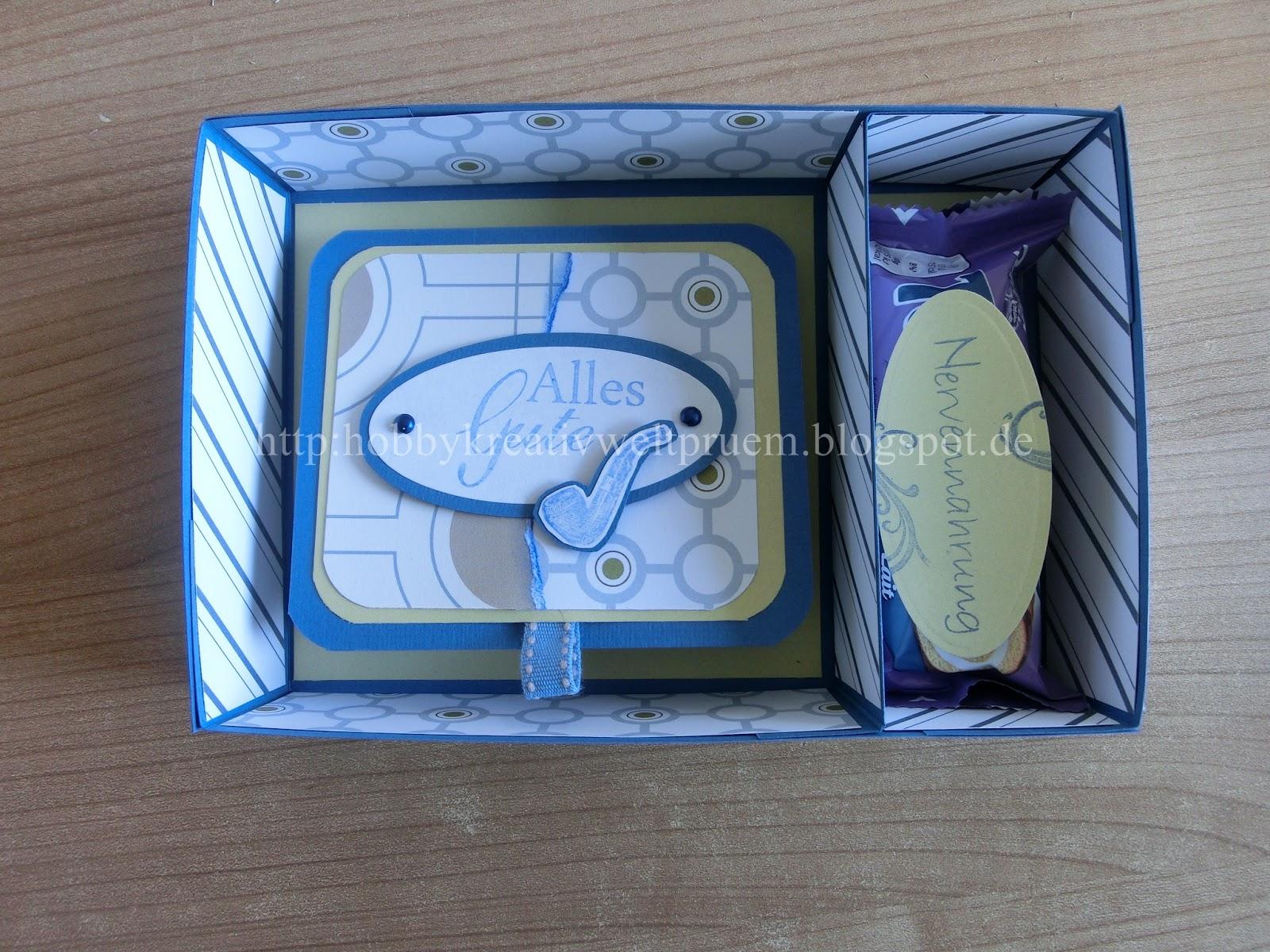 hobby kreativ welt easel box karte. Black Bedroom Furniture Sets. Home Design Ideas