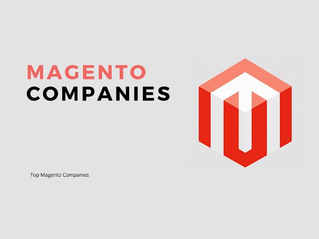Magento development Companies