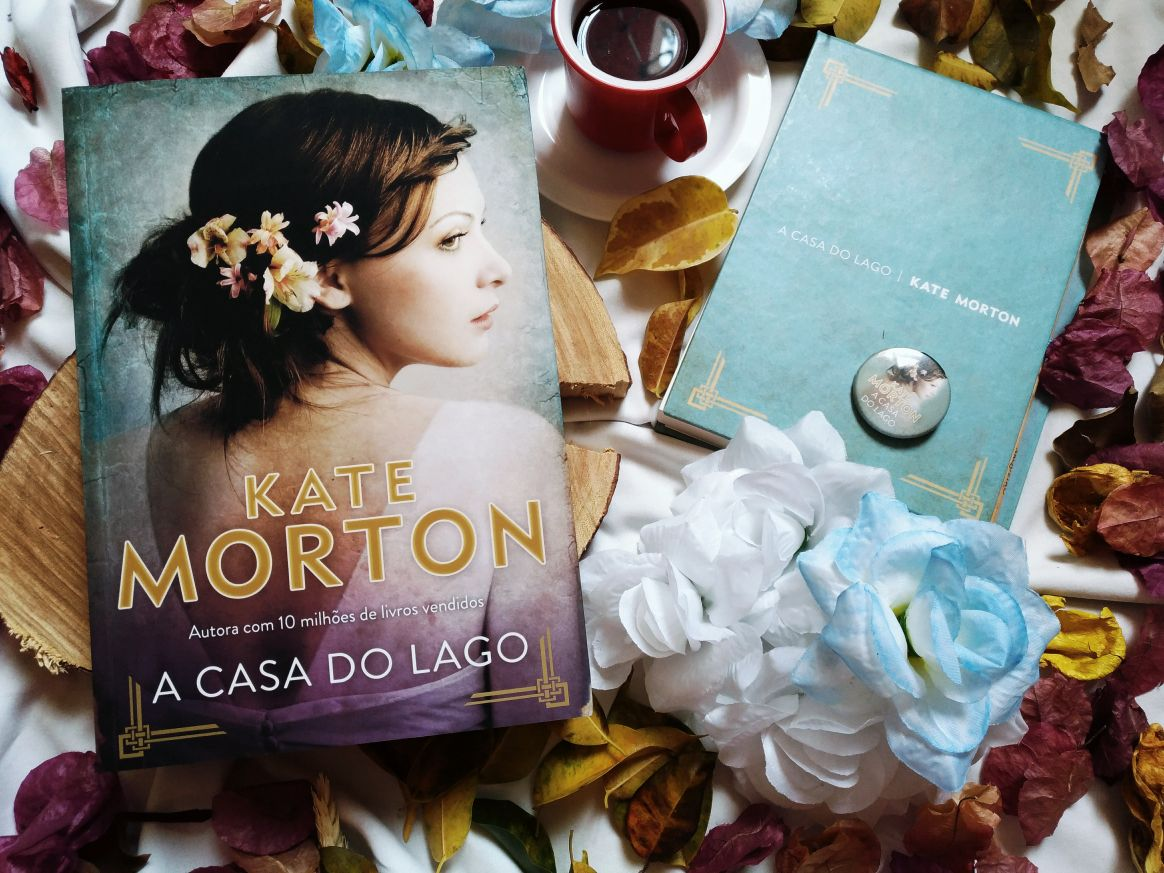 A Casa do Lago - Kate Morton - Skoob