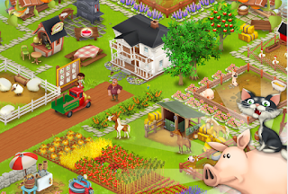 Hay Day Mod Apk unlimited coins & Gems