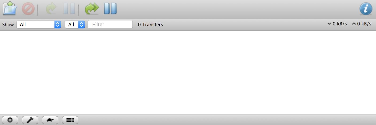 Come rimuovere automaticamente i torrent completati da Transmission