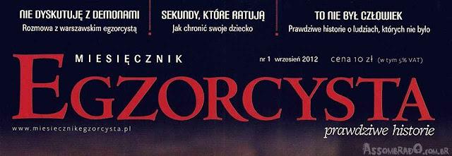 Exorcista, revista mensal polonesa dedicada ao problema
