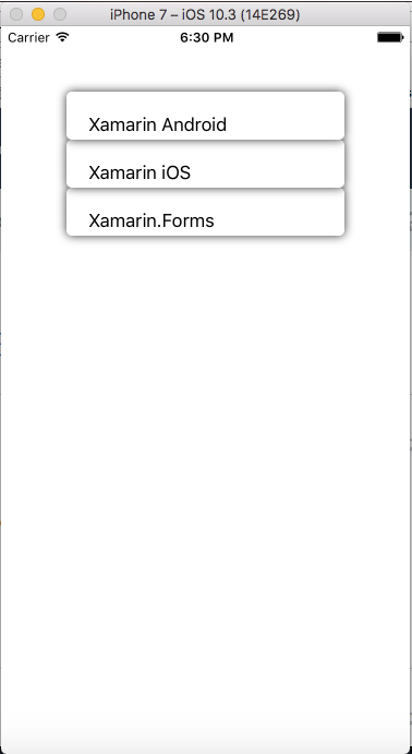 Xamarin Monkeys: Xamariin.Forms- Border Shadow Effects Using Custom ...