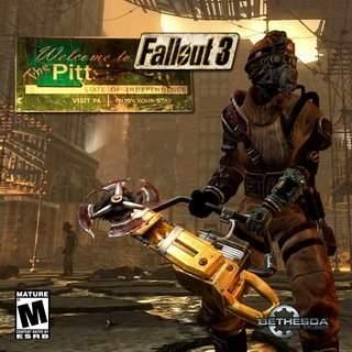 Follout 3 The Pitt