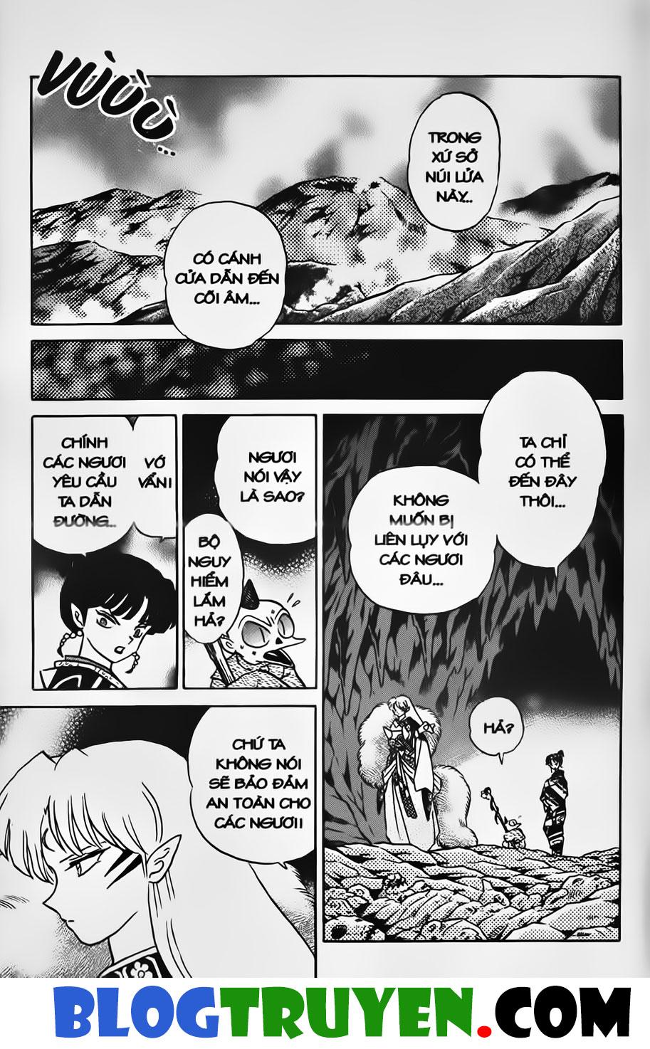 Inuyasha vol 33.3 trang 4