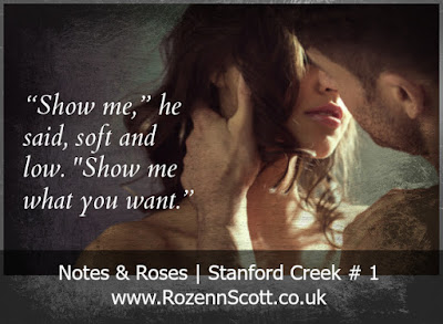 Notes and Roses by Rozenn Scott: #Review #NewRelease #Giveaway @rozennscott @EJBookPromos