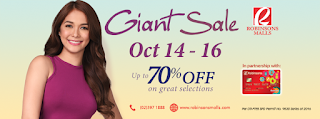 Robinsons Malls Giant Sale, mall sale, Philippines sale