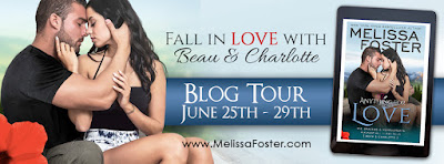 Blog Tour & Giveaway: Anything for Love by Melissa Foster