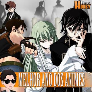 Pocket Hobby - www.pockethobby.com - O Melhor Ano Para os Animes