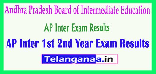 AP Inter Exam Results 2018 Andhra Pradesh BIEAP Results 2018 Download