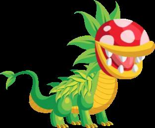 Dragón Carnívoro