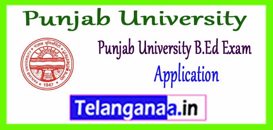 Punjab University (B.Ed) Bachelor of Education Application Syllabus 2017-18