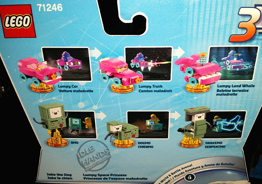 lego dimensions team pack
