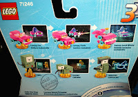 LEGO Dimensions Video Game Fall 2016 Preview Adventure Time Team Pack