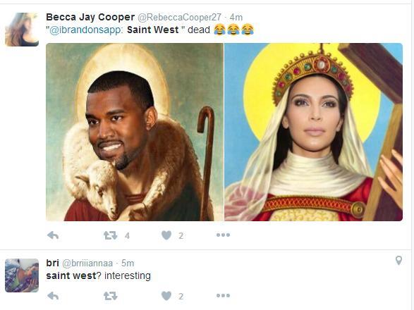 saint west