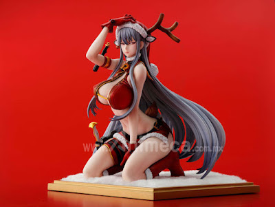 Figura Selvaria Bles X'mas Party Valkyria Chronicles DUEL (Senjou no Valkyria)
