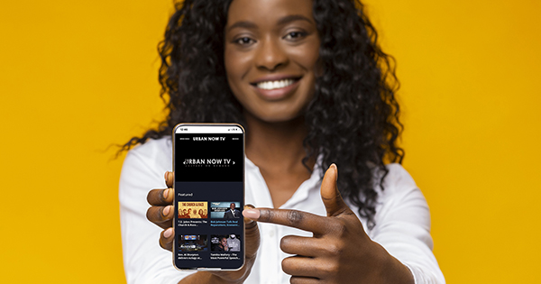 Urban Now TV streaming app