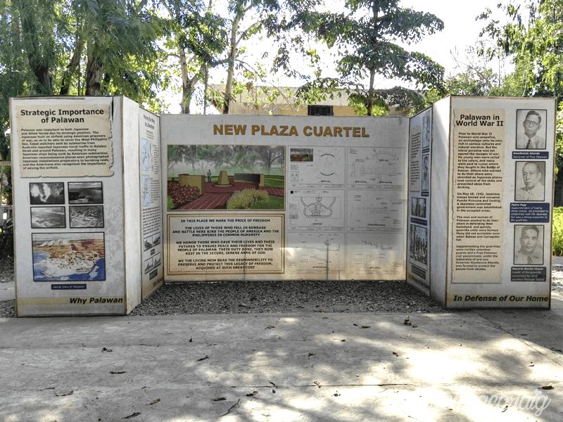 New Plaza Cuartel