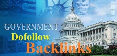 Government Dofollow Backlinks