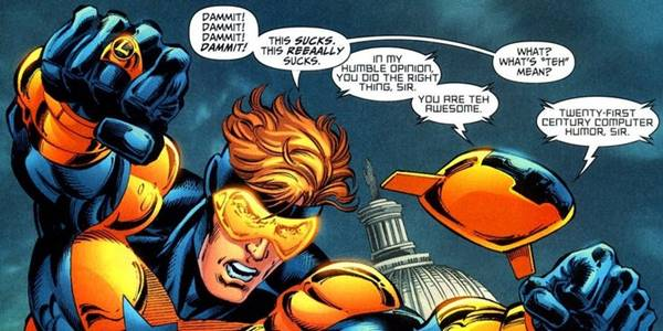 Top 12 Sidekick Superhero DC Terbaik, dari Dex-Starr hingga Robi