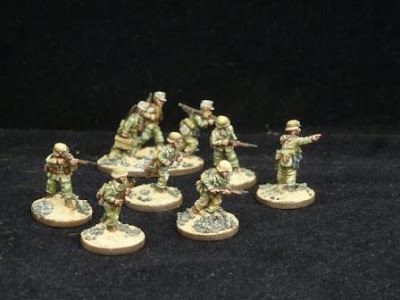 Plastic Soldier Company 20mm Afrika Korp review