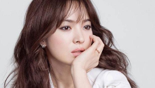 Học lỏm tuyệt chiêu trị mụn của nữ hoàng mặt mộc Song Hye Kyo -6
