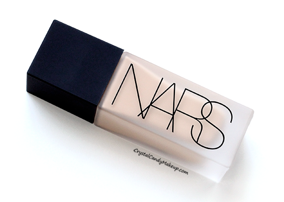 NARS All Day Luminous Weightless Foundation Barcelona Review