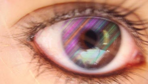 Processing-Arduino: Eye Tracking