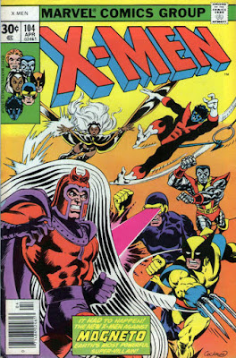 X-Men #104, Magneto
