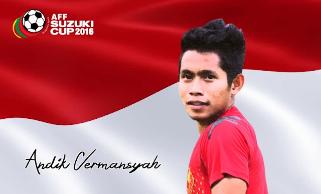Andik Vermansyah, Messinya Indonesia, Messi from Indonesia, AFF Suzuki Cup 2016
