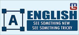 SSC MOCK TEST | ENGLISH LANGUAGE | 20 - MAR - 17