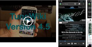 Aplikasi Musik Untuk Smartphone Android Yang Bisa Menampilkan Lirik Lagu