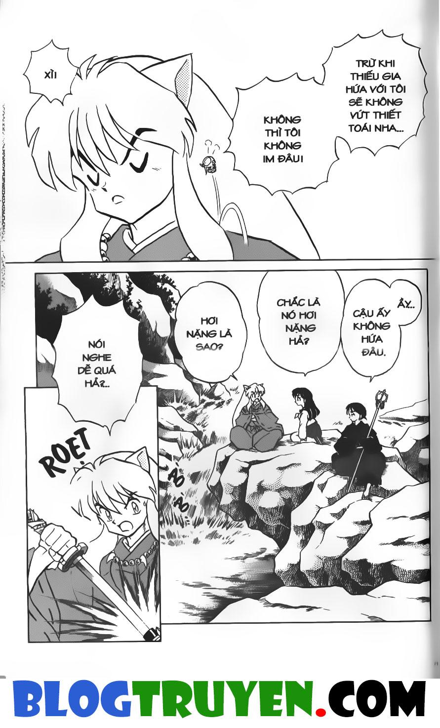 Inuyasha vol 17.5 trang 4