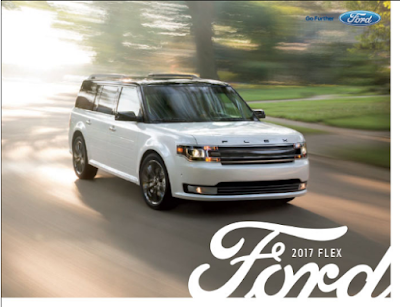 Downloadable 2017 Ford Flex Brochure